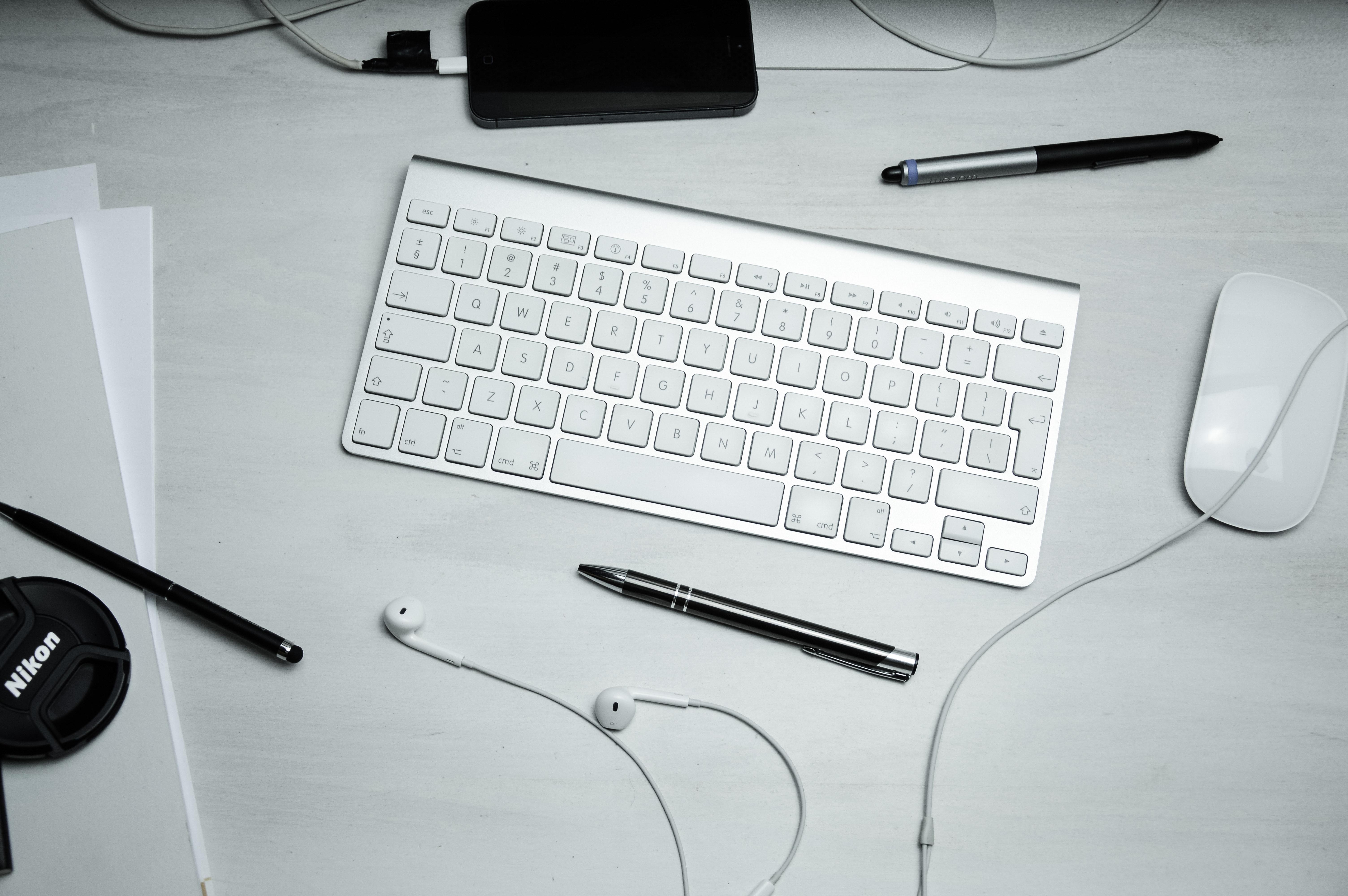 Toetsenbord Mac reinigen
